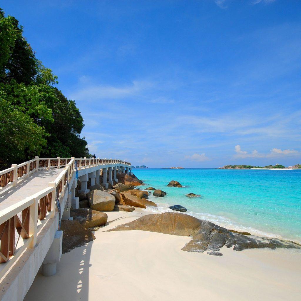 Lankayan Island: Redang Island
