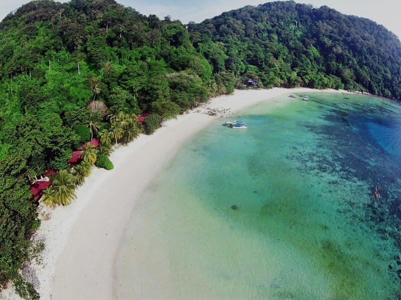 tenggol island main