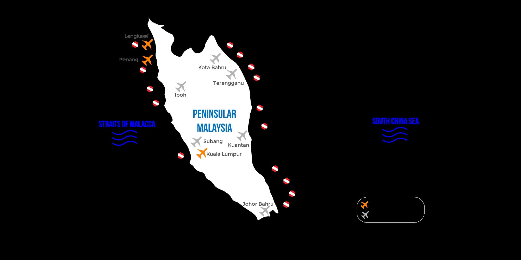 west malaysia main