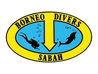 borneo divers logo