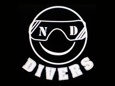 nd divers profile logo