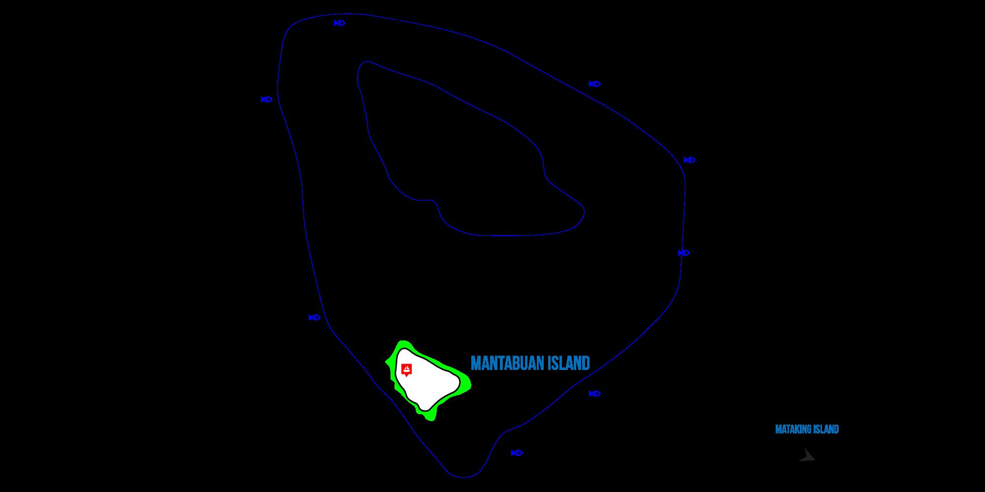 Mantabuan Map