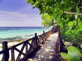 Payar Island Walkway