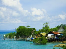 Sibu Island Village