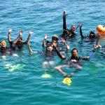 B&J diver group