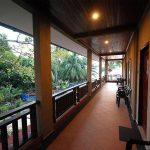 Tioman Dive Resort balcony view