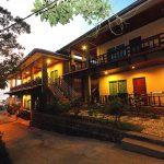 Tioman Dive Resort night view