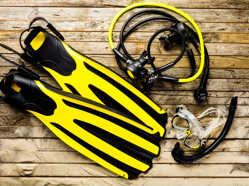 dive equipment