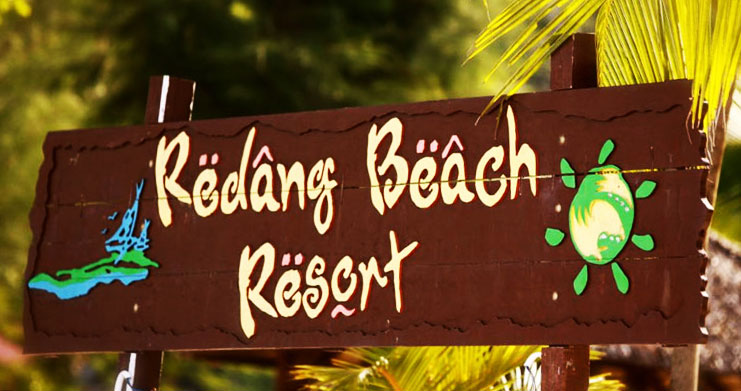 redang beach resort feature