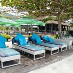 redang beach resort sun deck