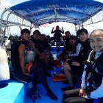 Jess boat divers