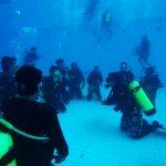 blackpearl underwater pool session