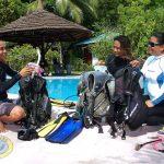 borneo divers student divers