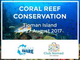 clubnomad tioman conservation
