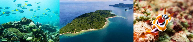 Sepanggar Island Kota Kinabalu Sabah