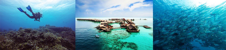 Kapalai Island Semporna Sabah