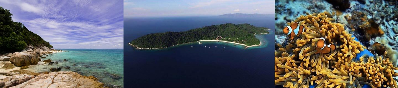 Lang Tengah Island Terengganu Malaysia