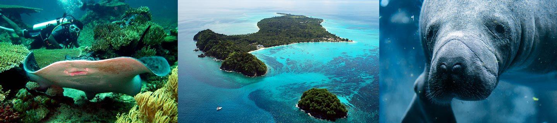 Mantanani Island Sabah