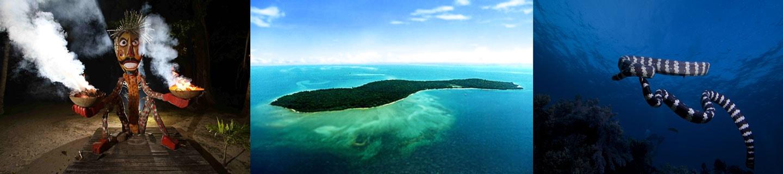 Tiga Survivor Island Sabah