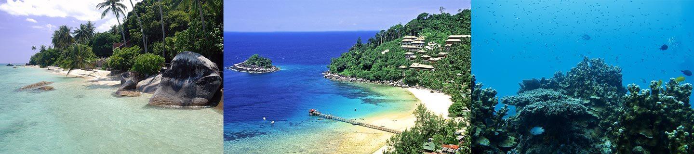 Tioman Island Pahang Malaysia