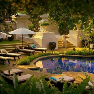 tanjungjara quiver poolside view